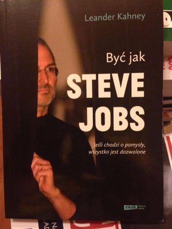 """Być jak Steve Jobs"" Leander Kahney"