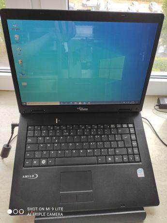 Laptop Fujitsu Siemens Amilo Li 2735 Windows 10