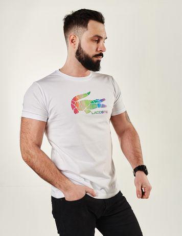 Футболки|чоловічі футболки|топ якість|мужские футболки,lacoste