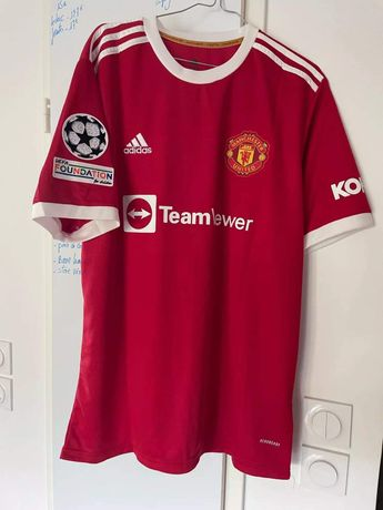 Camisola Manchester United   Ronaldo 7