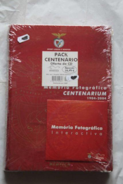 BENFICA pack Oficial do Centenário