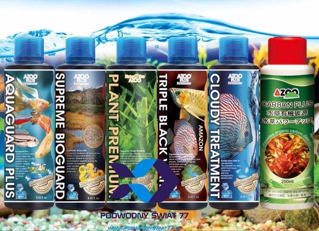 AZOO Uzdatniacz, Bakterie, Nawóz, Węgiel, Inne - akwarium