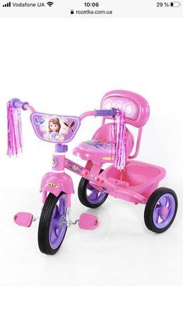 велосипед Tilly Combi Trike BT-CT-0008