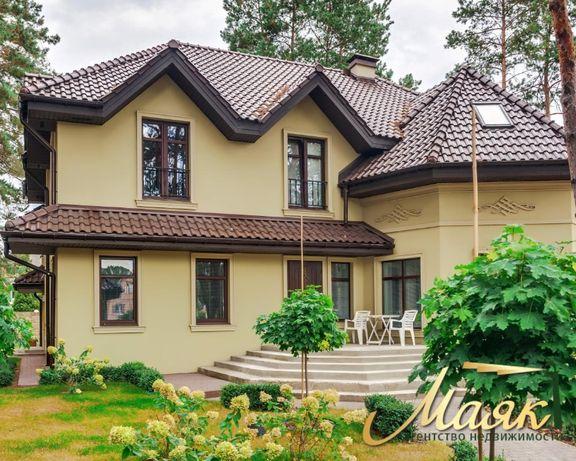 Продается дом по авторскому проекту в Лесу