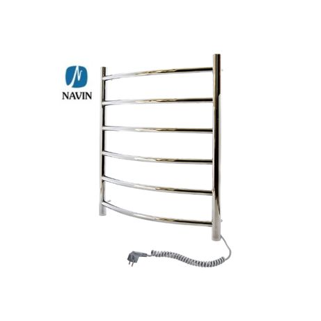 Электро полотенцесушитель NAVIN Камелия 480х600. Бесплатная доставка