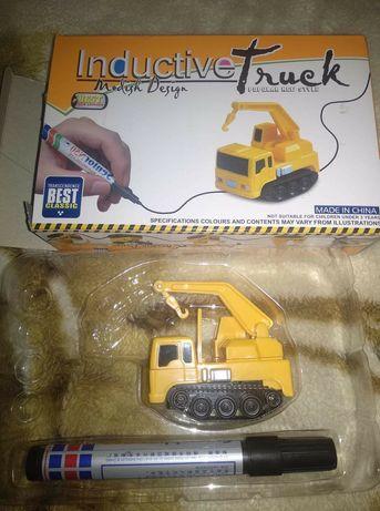 Inductive truck Индуктивная машинка