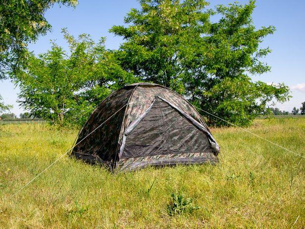 NAMIOT TURYSTYCZNY 4os. 200x200 cm z moskitiera