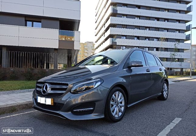 Mercedes-Benz B 180 d Style