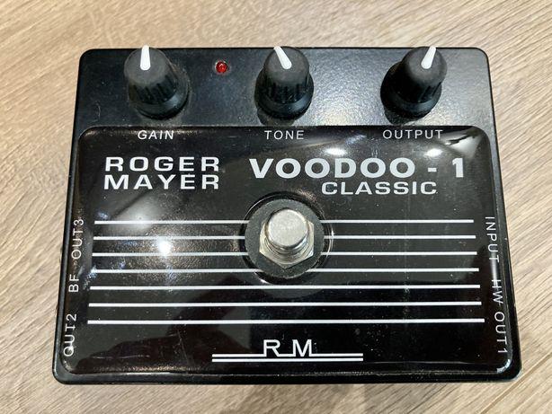 Roger Mayer Voo Doo 1 One Classic (Fuzz, Overdrive)