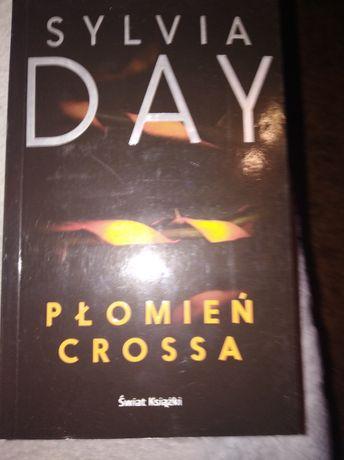 Sylvia Day płomień Crossa