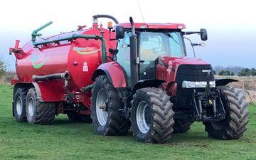 Usługi Rolnicze - Usługa wozem asenizacyjnym