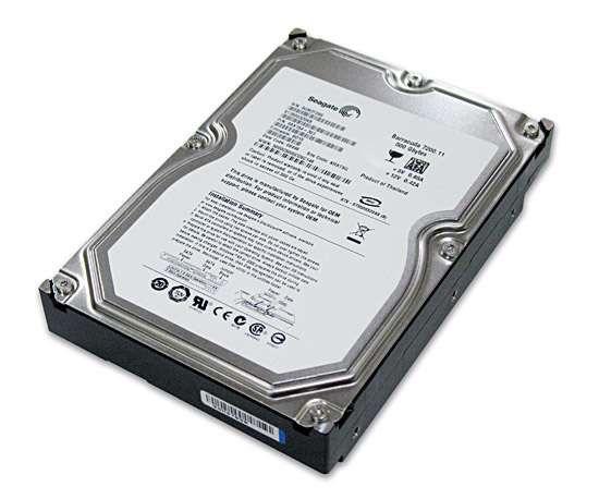 discos rigidos 500gb Seagate e Western Digital