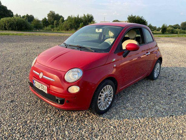 Fiat 500, 1.3 l., Хэтчбек\2012\