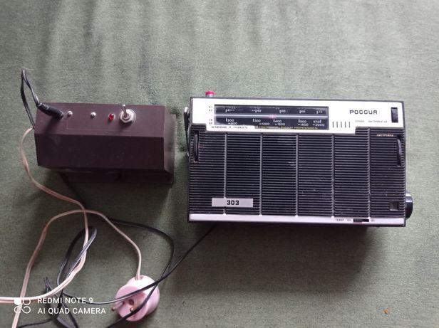 Радіоприймач Россия 303, в 220W.