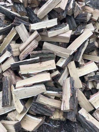 Колотые дрова. Кругляк
