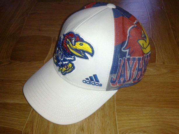 В наличии Кепка Adidas Kansas Jayhawks