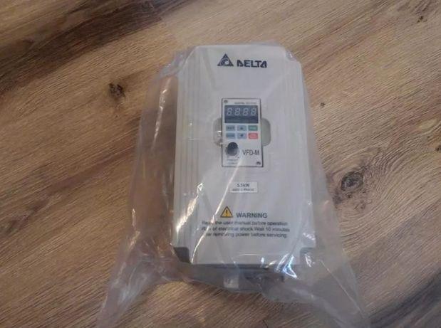 Частотный преобразователь 5.5 кВт Delta VFD055M43A - Новый - Гарантия