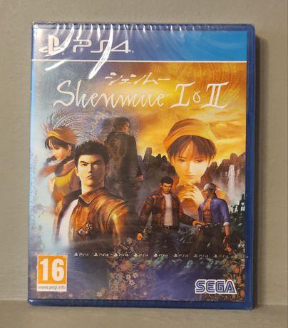 PlayStation 4! Shenmue I & II ! PS4 - Polecam