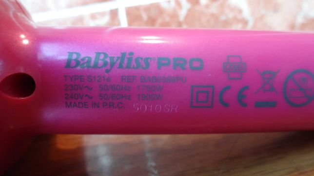 Фен Babyliss pro