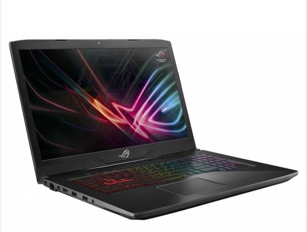 "Laptop ASUS ROG Strix GL703GE-GC006T 17,3"" i5-8/8GB/240ssd/Win10/GRACZ"