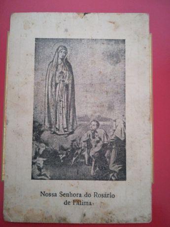 Calendário Nossa Senhora de Fátima 1947/1948