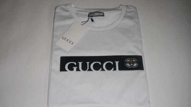 t-shirt gucci koszulka biała