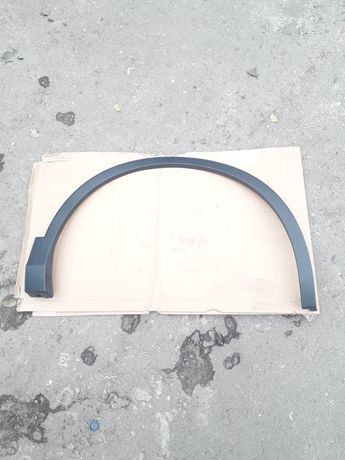 Расширитель молдинг накладка крыла арки молдінг Тігуан Тигуан Tiguan