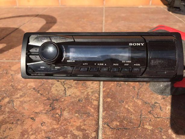 Radio Sony Dsx-a40ui USB MP3