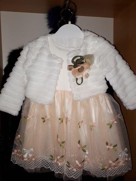Продам платье на девочку 1,5-2года