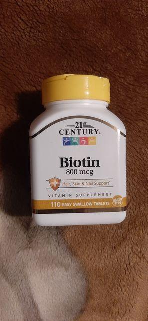 Витамины добавка Biotin