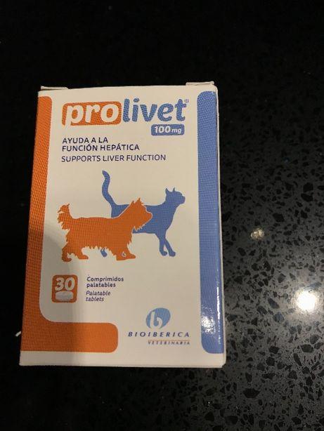 Suplemento PROLIVET Cães e Gatos