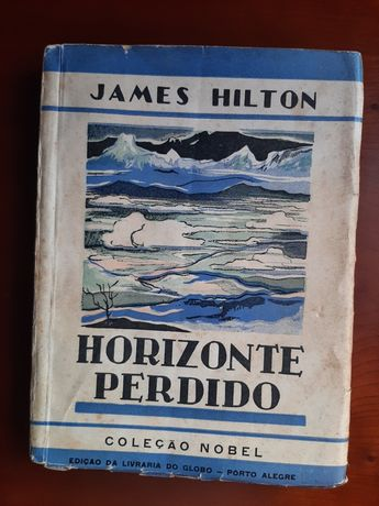 Horizonte Perdido |James Hilton| 1943