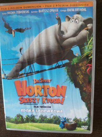 Horton słyszy Ktosia DVD