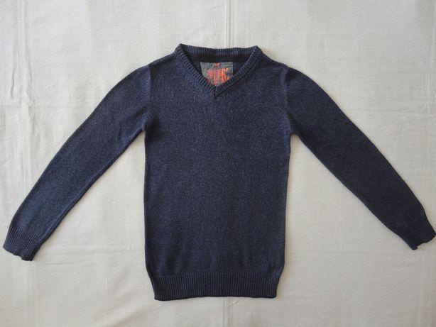 Джемпер/свитер/свитшот WE, на рост 110-116см.(5-6-7лет)