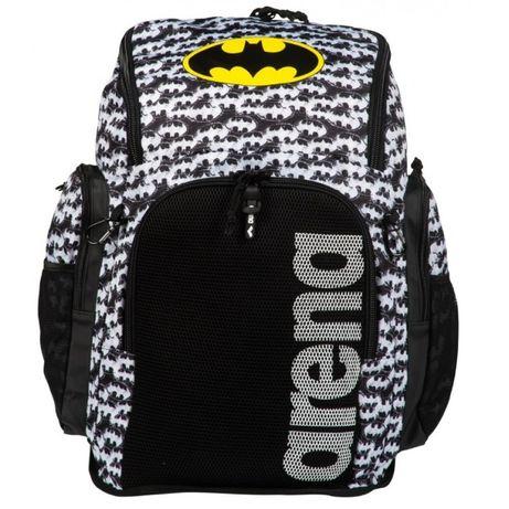 Plecak Arena Wyjątkowy Heroes Team Backpack 45l Batman + worek gratis