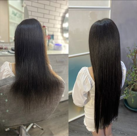 Афро Наращивание волос