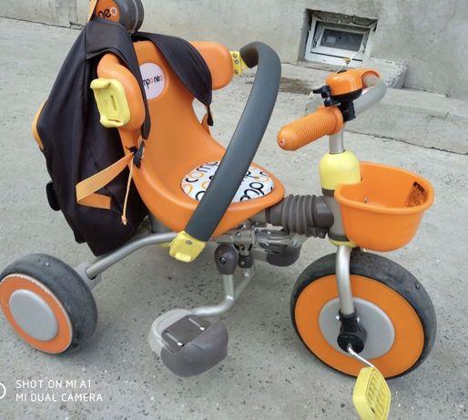 Японский! Трехколесный велосипед Ides Compo Neo 2