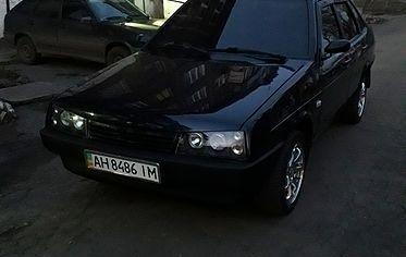 Продам срочно ВАЗ 21099 2002 года в идеале