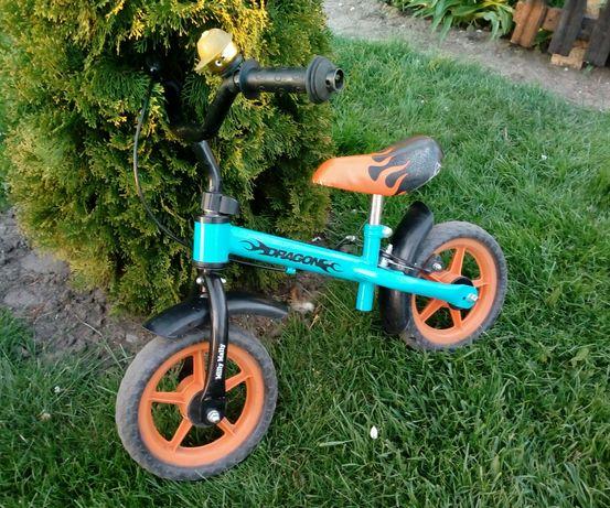 Rowerek biegowy dla chłopca Milly