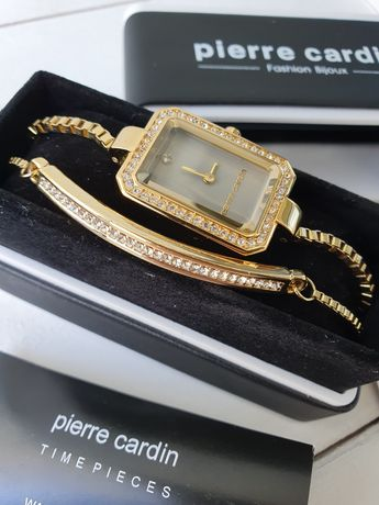 PIERRE CARDIN годинник і браслет оригінал