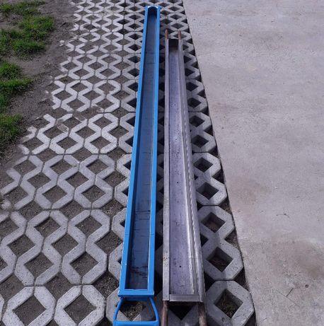 Forma do betonu / Formy do słupków