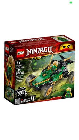 Конструктор LEGO Ninjago Рейдер джунглів 127 деталей