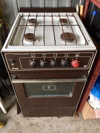 Kuchnia gazowa z piekarnikiem