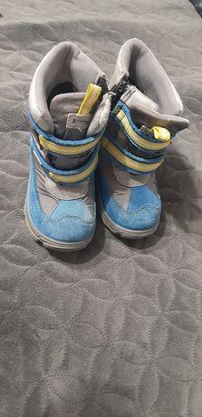 Buty zimowe chłopięce BARTEK