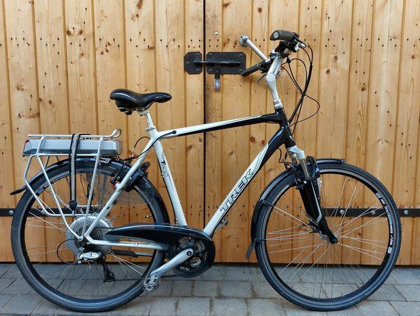 NOWA BATERIA Rower elektryczny męski 28 TREK NAVIGATOR T500+ BIONX 48V