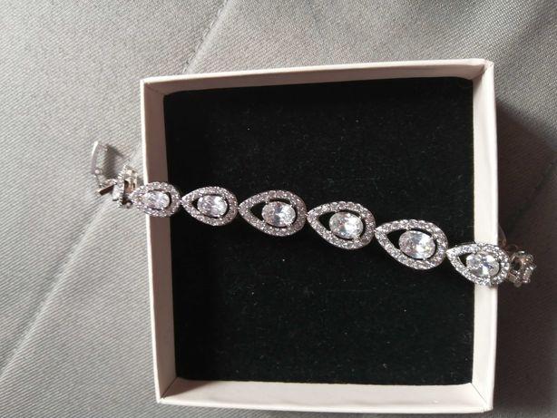 Biżuteria ślubna- komplet promocja