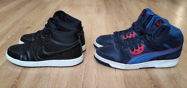 Puma + Nike r.38 dł.wkł.24cm