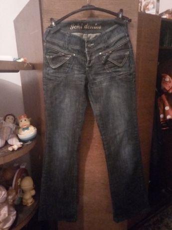 Скидка до 120гр. трое женских джинсов 46- 48 р. одним лотом.Одни 50
