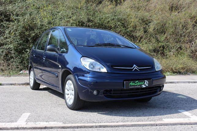 Citroën Xsara Picasso 2.0 HDi Exclusi.