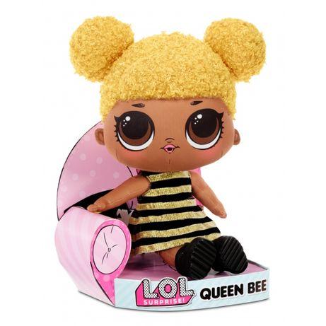 L.O.L Pluszowa Lalka Maskotka Queen Bee Przytulanka